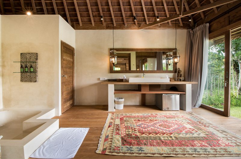 Villa Nag Shampa Bathroom Four | Ubud Payangan, Bali