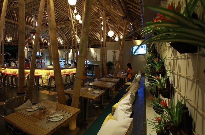 Bamboo Bar - nightlife in Sanur, Bali