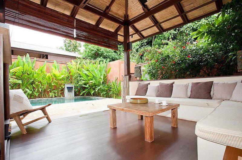 Villa Serena Living Area | Koh Lanta, Thailand