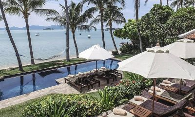 Bangrak Beachfront Villa Pool View | Koh Samui, Thailand