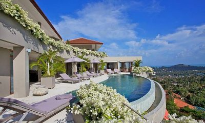 Summitra Panorama Villa Swimming Pool | Koh Samui, Thailand