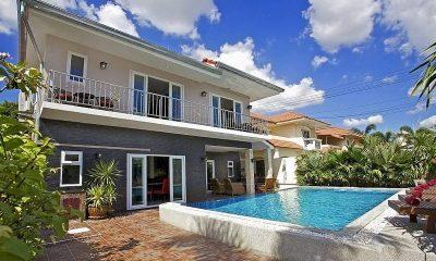 Baan Calypso Swimming Pool | Pattaya, Thailand