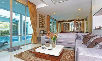 Jomtien Waree 8 Living Area | Pattaya, Thailand