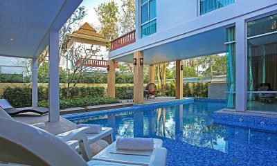 Jomtien Waree 8 Swimming Pool | Pattaya, Thailand