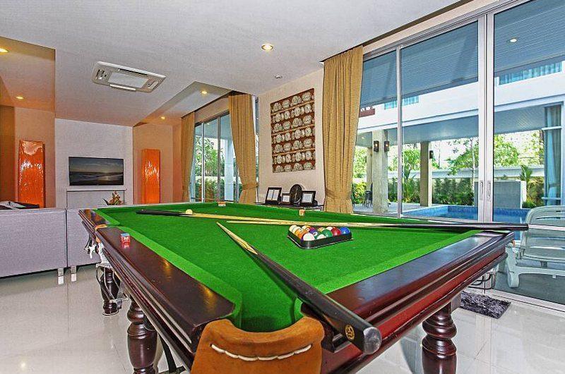Jomtien Waree 8 Pool Table | Pattaya, Thailand