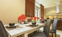 Jomtien Waree 8 Dining Room | Pattaya, Thailand