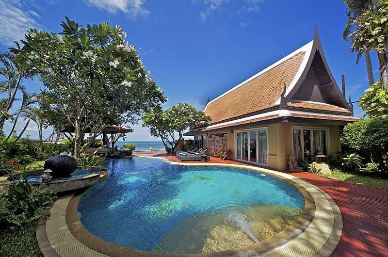 Villa Haven Swimming Pool | Pattaya, Thailand