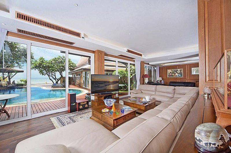 Villa Haven Living Room   Pattaya, Thailand