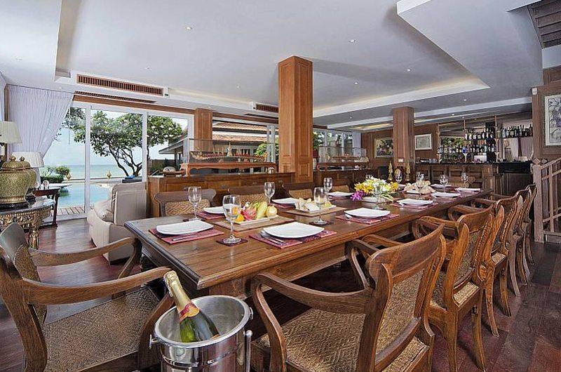 Villa Haven Dining Room   Pattaya, Thailand