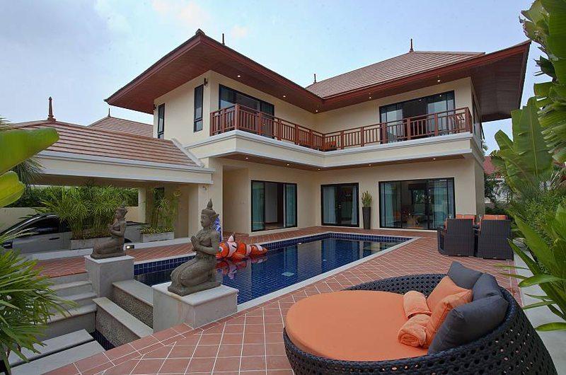 Villa Oranuch Swimming Pool | Pattaya, Thailand