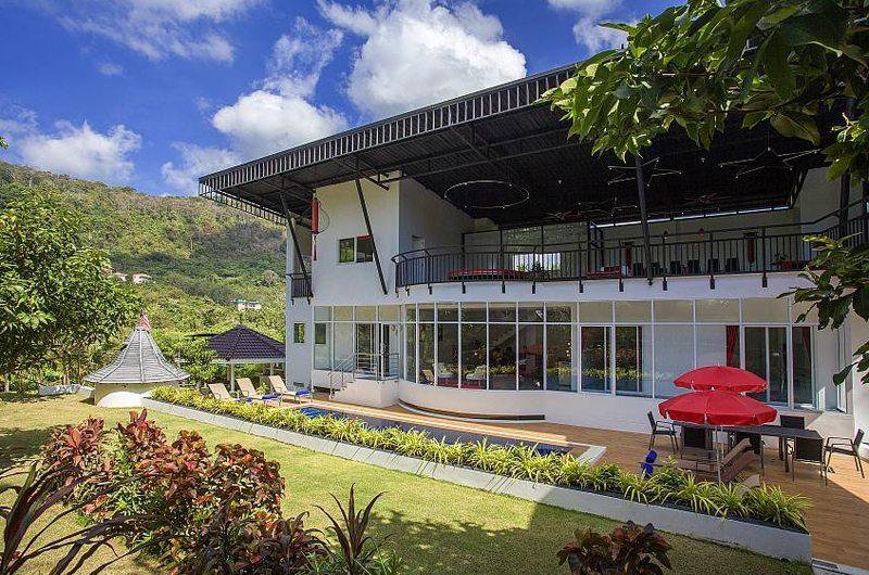 Big Buddha Hill Villa Outdoor View | Phuket, Thailand