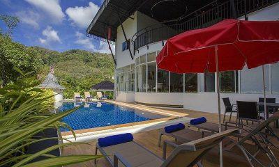 Big Buddha Hill Villa Sun Deck | Phuket, Thailand