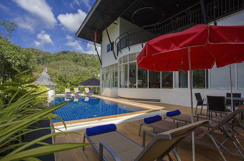 Big Buddha Hill Villa Sun Deck   Phuket, Thailand