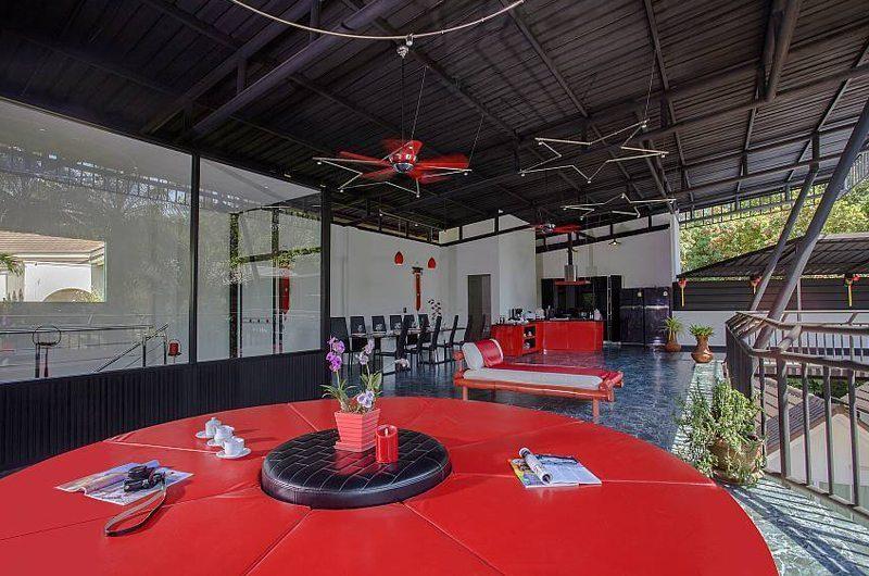 Big Buddha Hill Villa Lounge   Phuket, Thailand