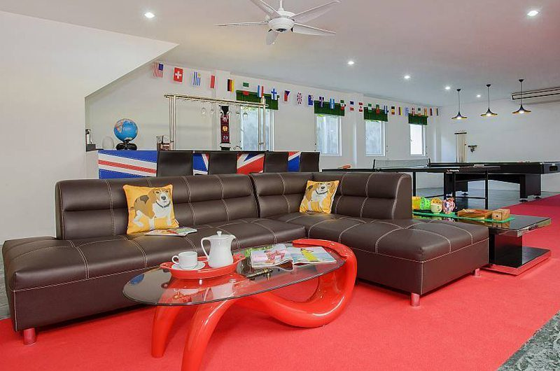 Big Buddha Hill Villa Games Room | Phuket, Thailand