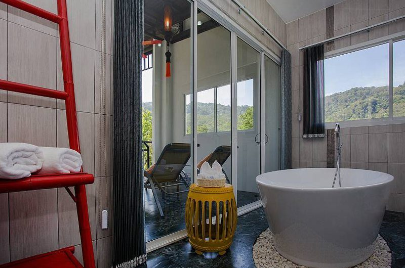 Big Buddha Hill Villa Master Bathroom | Phuket, Thailand