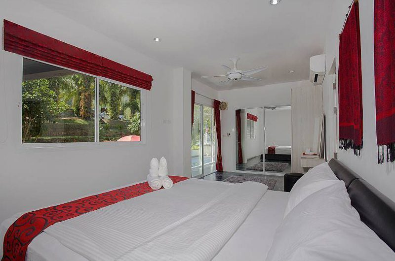 Big Buddha Hill Villa Guest Bedroom Two | Phuket, Thailand