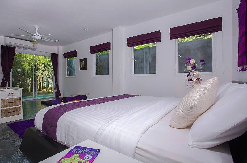 Big Buddha Hill Villa Guest Bedroom | Phuket, Thailand