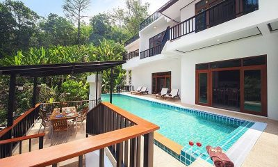 Patong Hill Estate Seven Pool Side | Phuket, Thailand