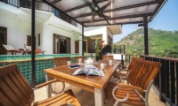 Patong Hill Estate Seven Dining Area | Phuket, Thailand