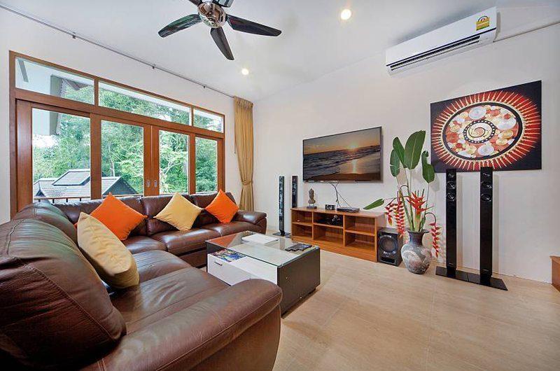 Patong Hill Estate Seven Living Area | Phuket, Thailand