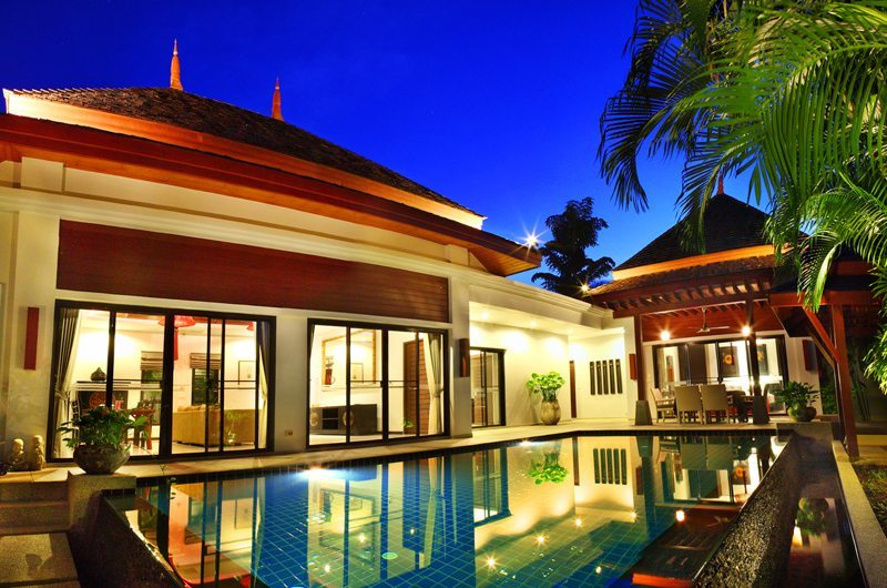 The Bell Pool Villa Resort Swimming Pool | Phuket, Thailand