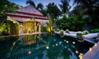 The Bell Pool Villa Resort Wedding Set Up | Kamala, Phuket