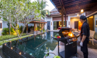 The Bell Pool Villa Resort Pool Side Barbeque | Kamala, Phuket