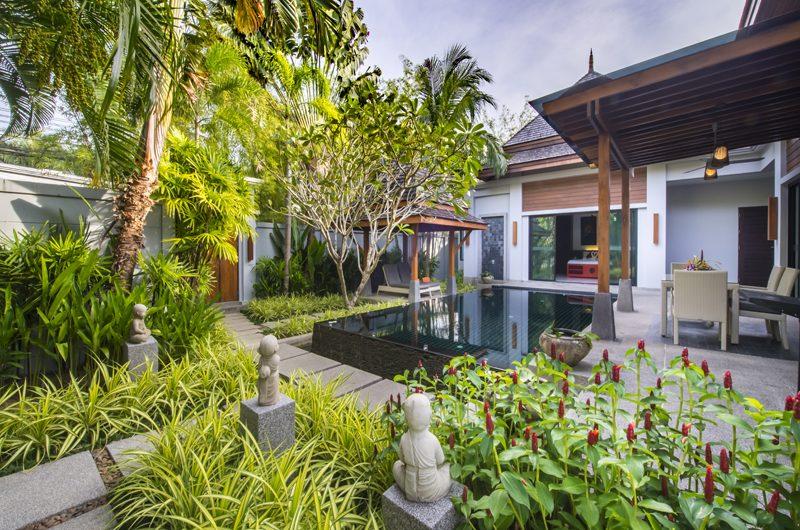 The Bell Pool Villa Resort Gardens and Pool | Kamala, Phuket