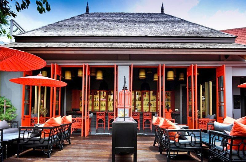The Bell Pool Villa Resort Outdoor Seating Area | Kamala, Phuket