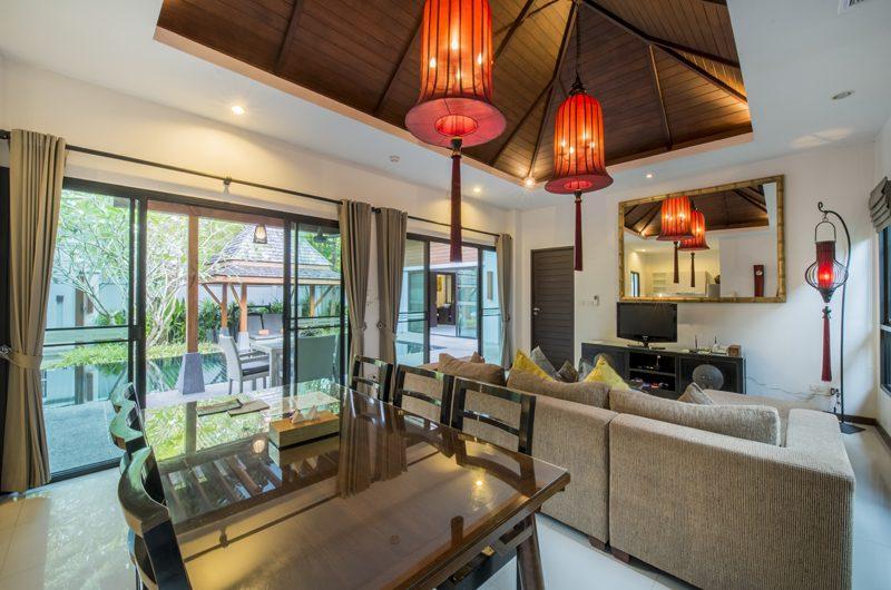 The Bell Pool Villa Resort Dining Area | Kamala, Phuket