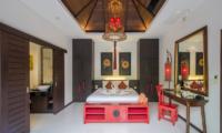 The Bell Pool Villa Resort Bedroom and En-suite Bathroom | Kamala, Phuket