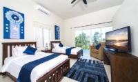 Villa Hin Fa Twin Beds | Phuket, Thailand