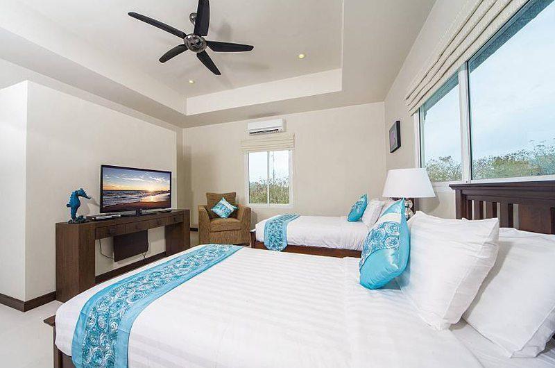 Villa Hin Fa Twin Bedroom | Phuket, Thailand