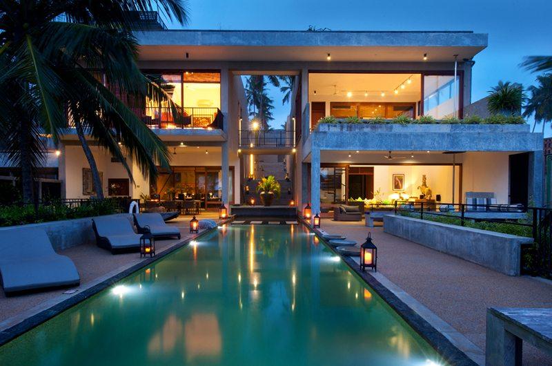 Nisala Villas Swimming Pool | Mirissa, Sri Lanka