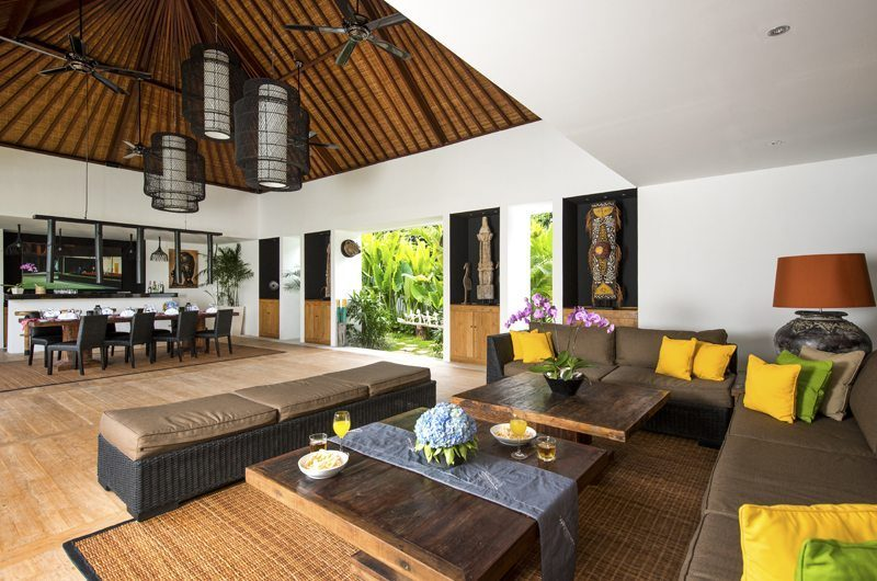 Villa Anam Living Room | Seminyak, Bali