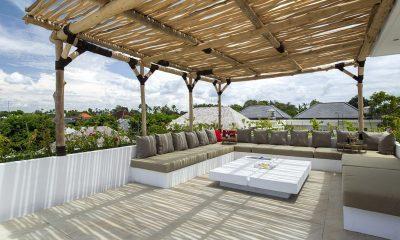 Villa Anam Outdoor Lounge | Seminyak, Bali