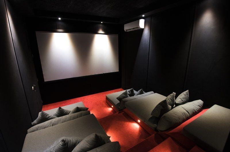 Villa Anam Cinema Room | Seminyak, Bali