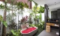 Villa Anam Master Bathroom | Seminyak, Bali