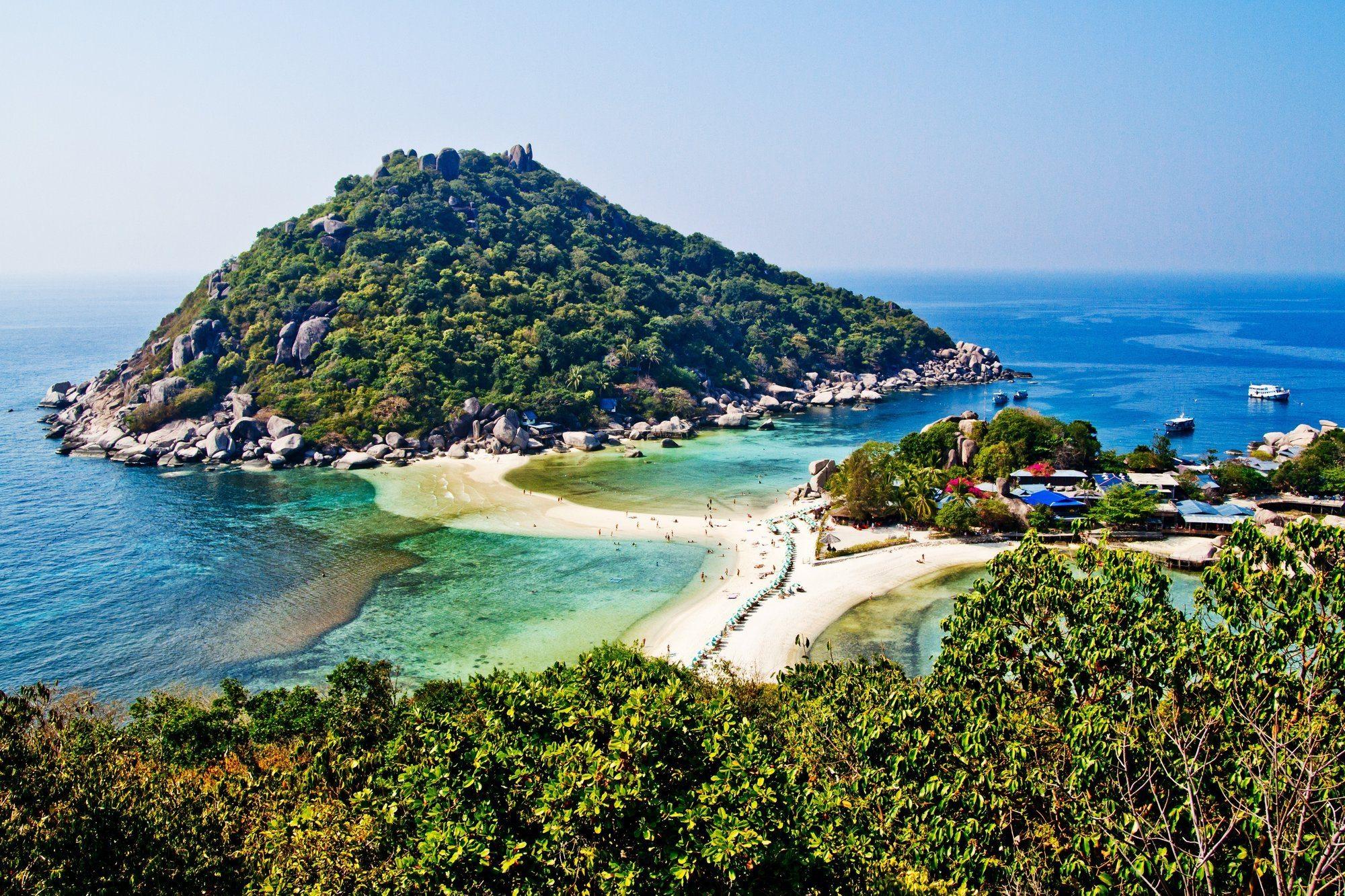 Koh Tao Koh Samui Thailand