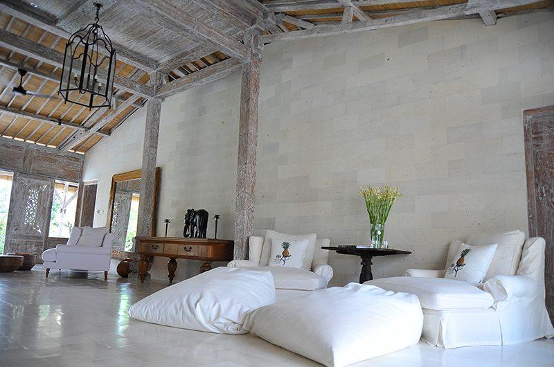 Santai Beach House Living Room | Canggu, Bali