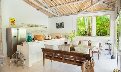 Santai Beach House Dining Area | Canggu, Bali