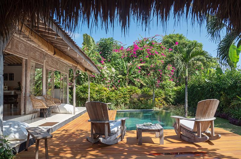 Santai Beach House Tropical Pool | Canggu, Bali