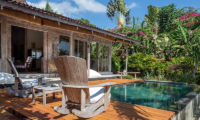 Santai Beach House Outdoor Seating | Canggu, Bali