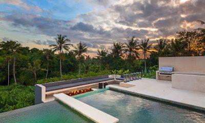 The Palm House Swimming Pool   Canggu, Bali