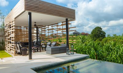 The Palm House Outdoor Lounge | Canggu, Bali