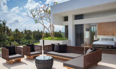 The Palm House Terrace   Canggu, Bali