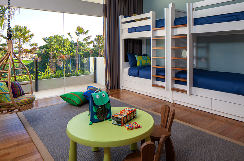 The Palm House Children's Room | Canggu, Bali
