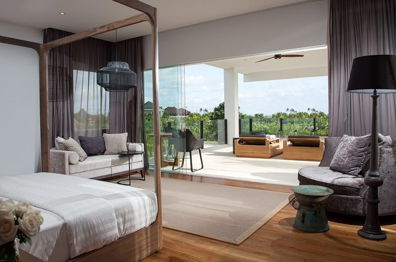 The Palm House Master Bedroom | Canggu, Bali