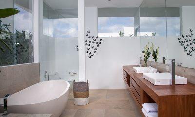 The Palm House Bathroom   Canggu, Bali